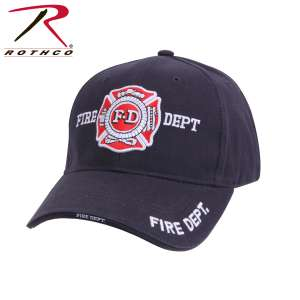 Rothco Deluxe Fire Department Low Profile Cap
