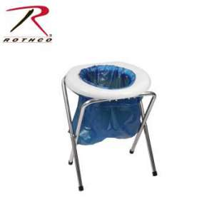 Rothco Portable Camp Toilet