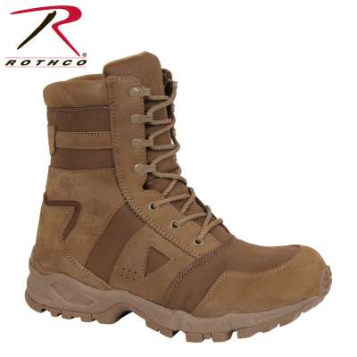 Rothco Forced Entry AR 670-1 Coyote Tactical Boot