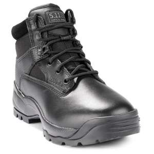 "Men's 5.11 Tactical ATAC 6"" Side Zip Military Boot"